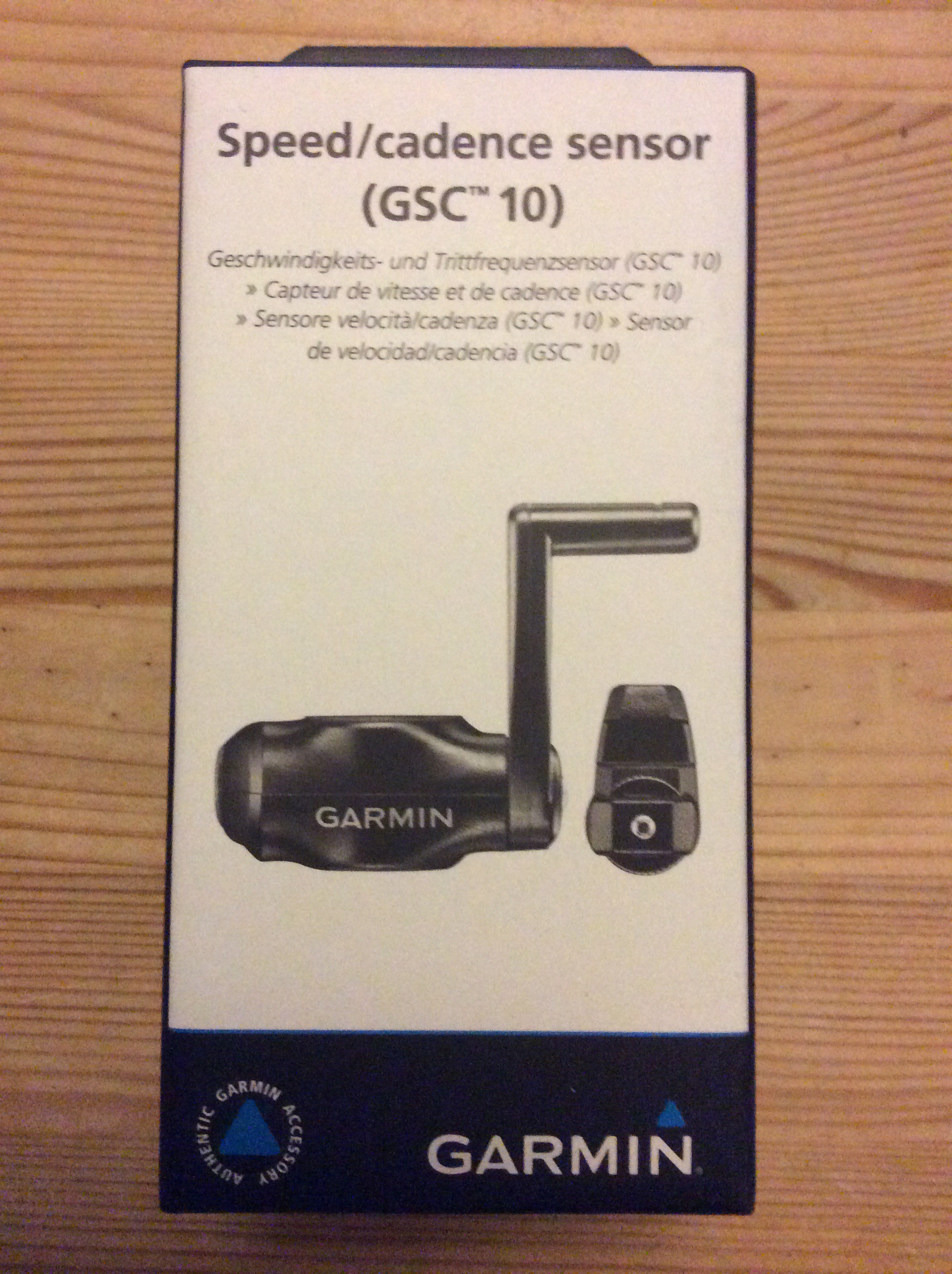 Garmin GSC 10