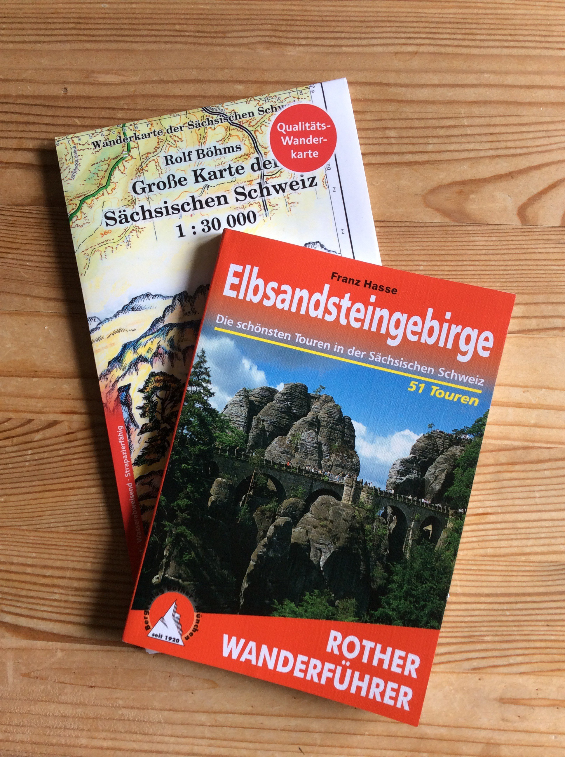 Elbsandstein is calling…