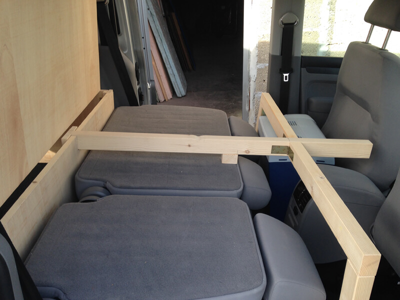 vw caddy camping ausbau my outdoor stories. Black Bedroom Furniture Sets. Home Design Ideas