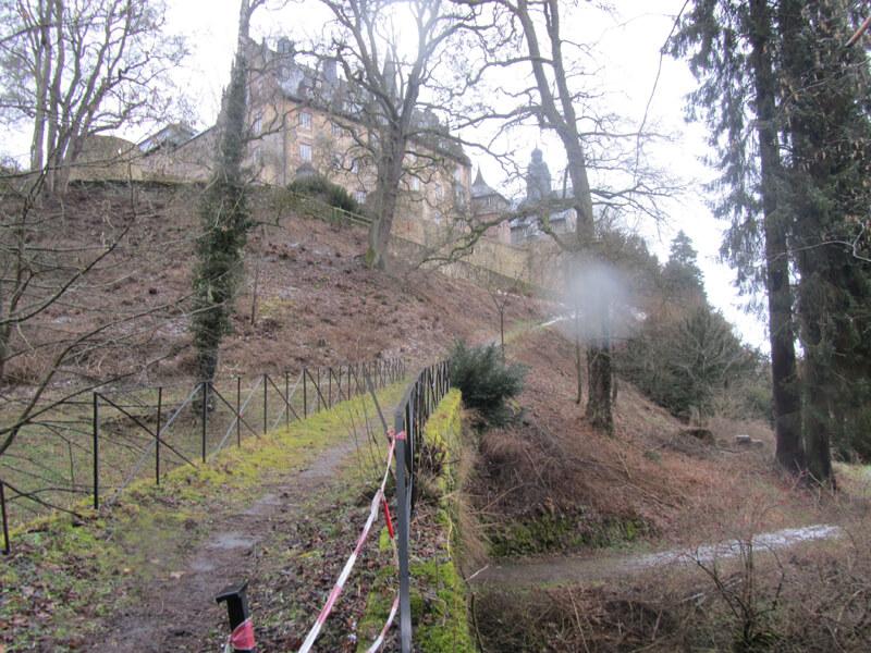 Rund um Schloss Eisenbach
