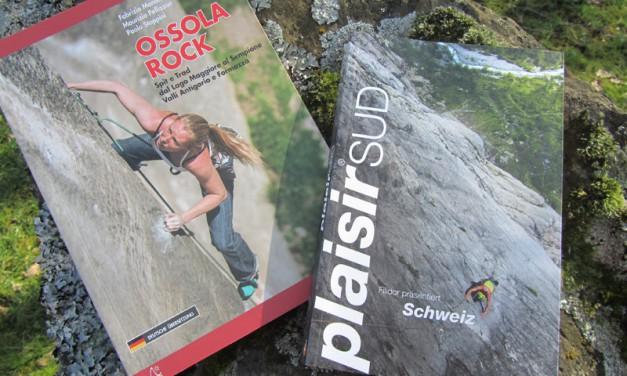 Kletterführer Plaisir Sud & Ossola Rock