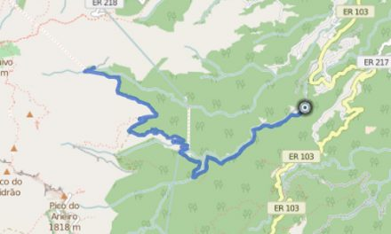 GPS Tracks – HIKING – Faja da Nogueira
