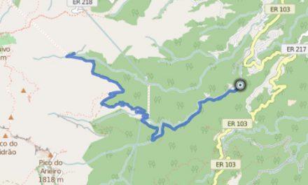 GPS Tracks – HIKING – Faja da Nogueira