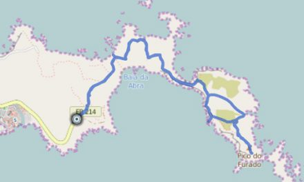 GPS Tracks – HIKING – Halbinsel Sao Lourenco