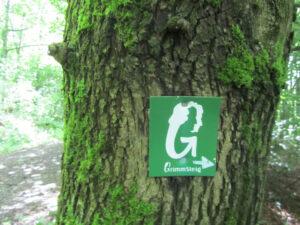 Wegweiser - Gebrüder Grimm
