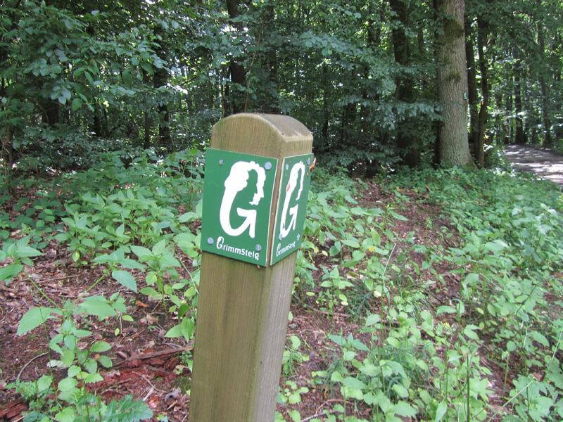 Märchenweg am Grimmsteig