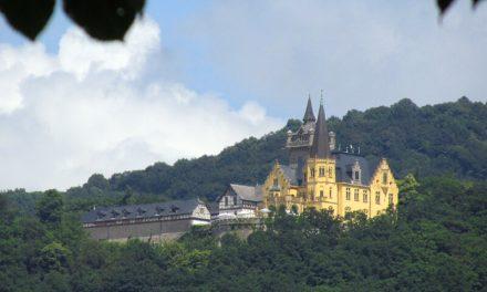 Über die Hörne zum Schloss Rothestein