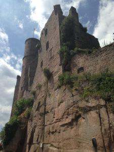 Historische Mauern