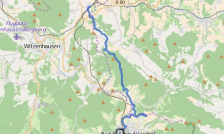 GPS Tracks – HIKING – Historische Grenzwanderung