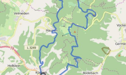 GPS Tracks – HIKING – Hoher Meißner