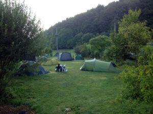Campingplatz bei Oma Eichler