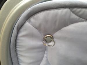 Saugnapf mit Ring