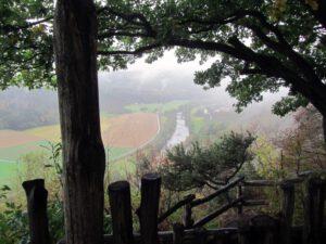 tolle Aussicht am Hagenstein