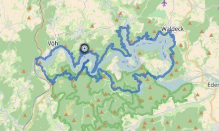 GPS Tracks – HIKING – Urwaldsteig