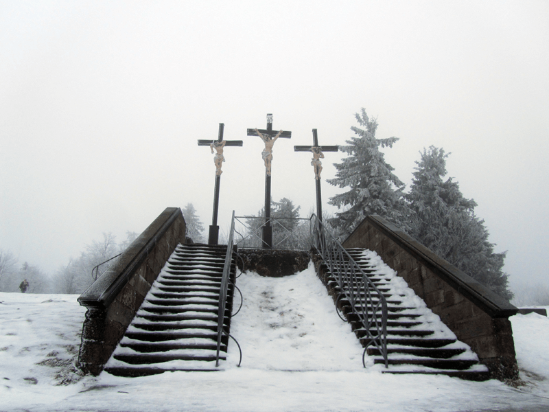 Winterwanderung – Kreuzbergtour