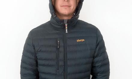 Daunenjacke – SHERPA Nangpala Hooded Jacket