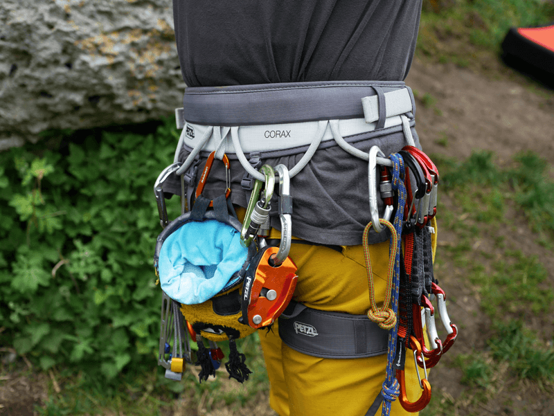 Corax Klettergurt Petzl Test : Petzl u corax klettergurt my outdoor stories