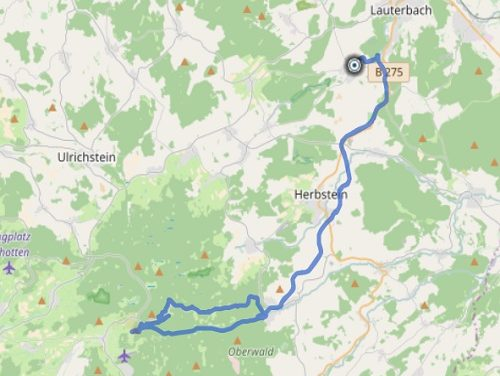 GPS Tracks – Hirschtrail – MOUNTAINBIKING