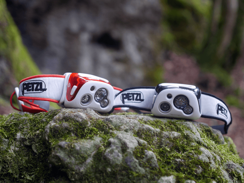 Kletterausrüstung Petzl : Petzl u reactik stirnlampe my outdoor stories