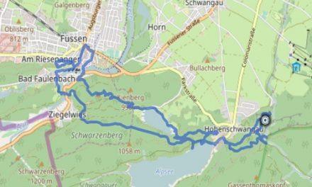 GPS Tracks – Drei Schlösser Runde – HIKING