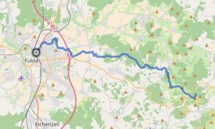 GPS Tracks – HIKING – Enzianhütte ( Etappe 1 )