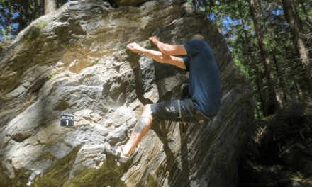 Video – Bouldern am Mandler's Boden