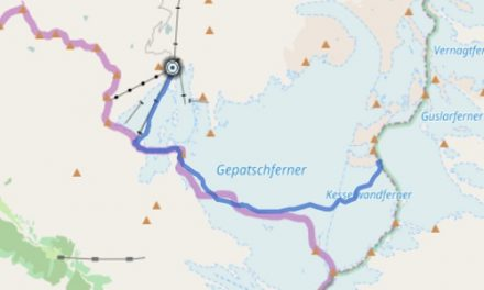 GPS Tracks – Weisseespitze – MOUNTAINEERING