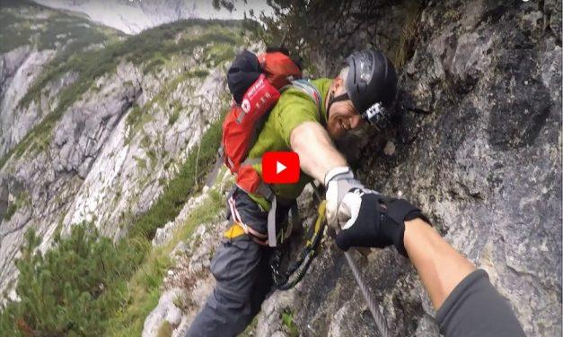 Video – Durchs Höllental auf die Zugspitze