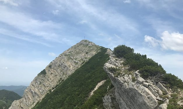 Bergwanderung Aiplspitze