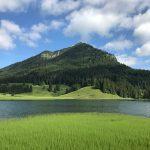 Bergwanderung Brecherspitze