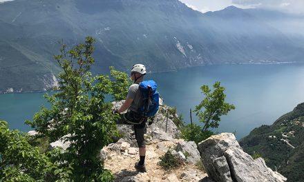 Via Ferrata Time – Lago di Garda