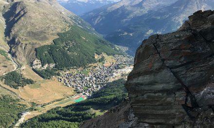 Mittaghorn Klettersteig