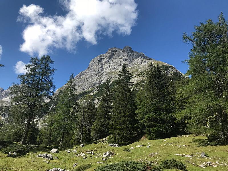 Klettersteig Coburger Hütte : Bergwanderung seebensee coburger hütte my outdoor stories
