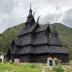 Über den Postvegen zur Stabkirche Borgund